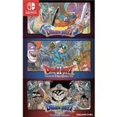 Spēles priekš Nintendo Switch, Dragon Quest Collection (1, 2, 3)