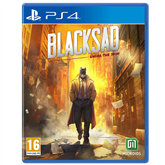 Spēle priekš PlayStation 4, Blacksad: Under the Skin