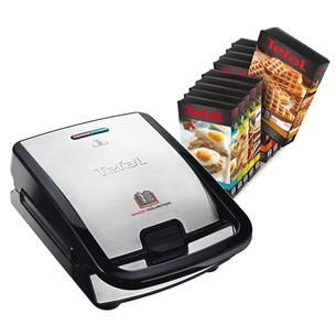 Контактный тостер Tefal Snack Collection SW852D12