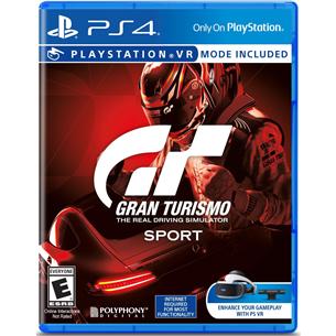 Игра для PlayStation 4, Gran Turismo Sport 711719966807