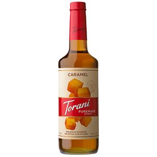 Syrup Torani Puremade Caramel 750 ml 10600