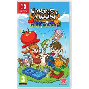 Spēle priekš Nintendo Switch, Harvest Moon: Mad Dash