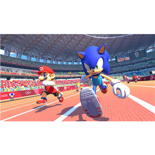 Spēle priekš Nintendo Switch, Mario & Sonic at the Olympic Games Tokyo 2020