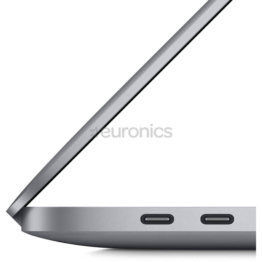 Ноутбук Apple MacBook Pro 16'' (2019), ENG клавиатура