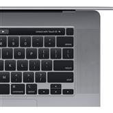 Portatīvais dators Apple MacBook Pro (2019) / 16, RUS klaviatūra