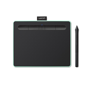 Графический планшет Wacom Intuos M Bluetooth CTL-6100WLE-N