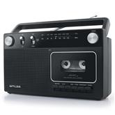 Radio ar kasešu magnetofonu M-152 RC, Muse