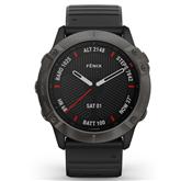 Multisporta GPS pulkstenis FENIX 6X Pro Sapphire, Garmin