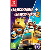 Spēle priekš Nintendo Switch, Overcooked 1 & 2