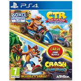 Spēle priekš PlayStation 4, Crash Bandicoot Bundle