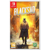 Spēle priekš Nintendo Switch, Blacksad: Under the Skin
