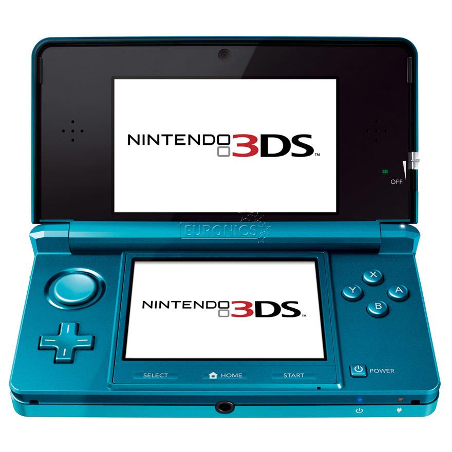 Game console 3DS, Nintendo, 045496500092