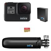 Комплект с экшн-камерой GoPro HERO7 Black