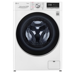 Veļas mazgājamā mašīna, LG / 9 kg