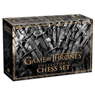 Galda spēle šahs - Game of Thrones