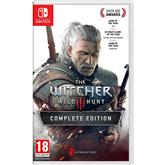 Spēle priekš Nintendo Switch, Witcher 3: Wild Hunt