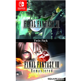 Игры для Nintendo Switch, Final Fantasy VII и VIII