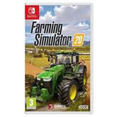 Spēle priekš Nintendo Switch, Farming Simulator 20