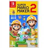 Spēle priekš Nintendo Switch, Super Mario Maker 2