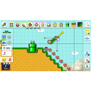SW game Super Mario Maker 2