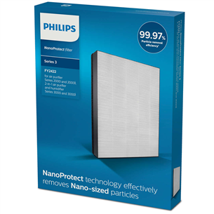 Фильтр Nano Protect для очистителя/увлажнителя воздуха, Philips