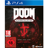 Spēle priekš PlayStation 4, Doom Slayers Collection