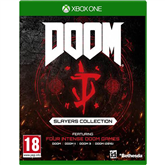 Spēle priekš Xbox One, Doom Slayers Collection