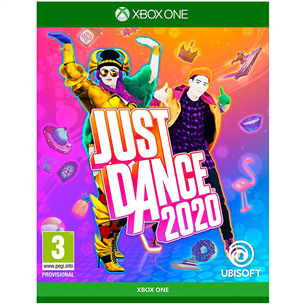 Xbox One game Just Dance 2020