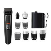 Bārdas trimmeris Multigroom series 3000 9-in-1, Philips