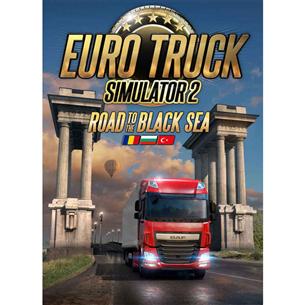 Spēle priekš PC, Euro Truck Simulator 2: Road to the Black Sea