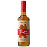 Sīrups Puremade Hazelnut 750 ml, Torani