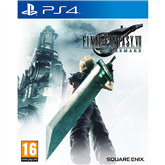 Игра Final Fantasy VII Remake для PlayStation 4