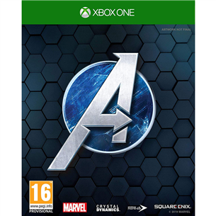 Xbox One / Series X/S game Marvels Avengers