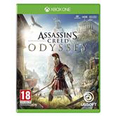 Игра Assassins Creed: Odyssey для Xbox One