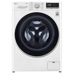 Veļas mazgājamā mašīna, LG / 6,5 kg