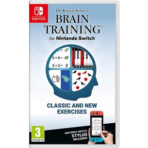 Игра для Nintendo Switch, Dr. Kawashima's Brain Training
