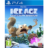 Spēle priekš PlayStation 4, Ice Age: Scrats Nutty Adventure