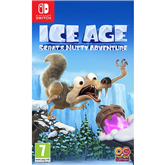 Spēle priekš Nintendo Switch, Ice Age: Scrats Nutty Adventure