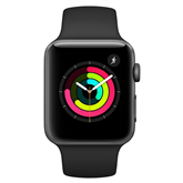 Viedpulkstenis Apple Watch Series 3 / GPS / 38mm
