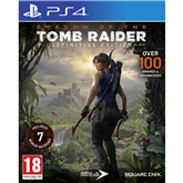 Игра для PlayStation 4, Shadow of the Tomb Raider Definitive Edition