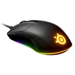 Оптическая мышь SteelSeries Rival 3