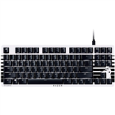 Klaviatūra BlackWidow Lite Orange Switch Stormtrooper Edition, Razer / US