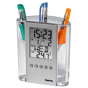Thermometer & Pen Holder Hama 00186356