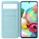Apvalks S View Wallet Cover priekš Galaxy A71, Samsung