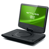 9 portable DVD player Muse M-970 DP