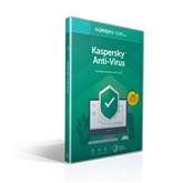 Kaspersky Antivirus 2018 1PC / 1gads / Atjauninājums