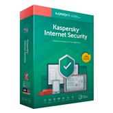 Kaspersky Internet Security 2018 1PC / 1gads / Atjauninājums