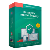 Kaspersky Internet Security 2018 1PC / 1year