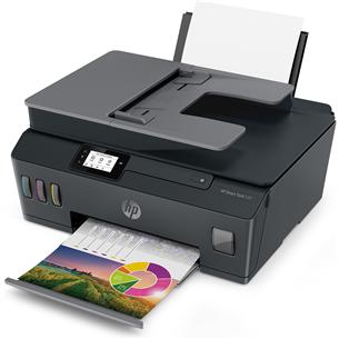 Многофункциональный цветной струйный принтер HP Smart Tank 530 WiFi