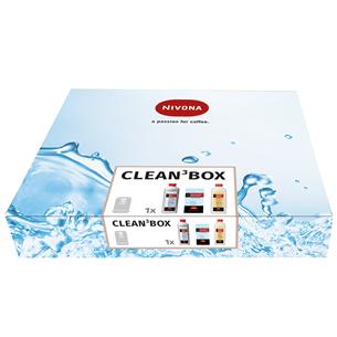 Tīrīšanas komplekts CleanBox, Nivona